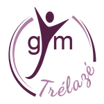 Logo GEA Trélazé - Gym Entretien Adulte Zumba Pilates Danse Angers